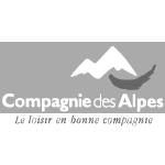logo compagnie de alpes client events med séminaires entreprises
