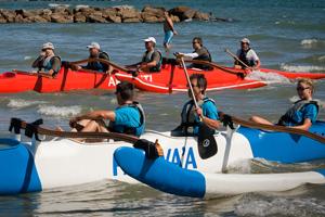 beach challenge events med séminaires