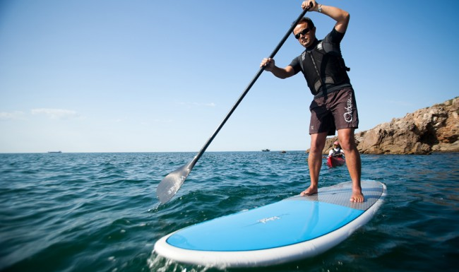 stand up paddle séminaire entreprise eventsmed