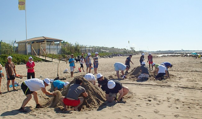 Tas de sable séminaire enventsmed